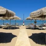 spiaggia a Pescara